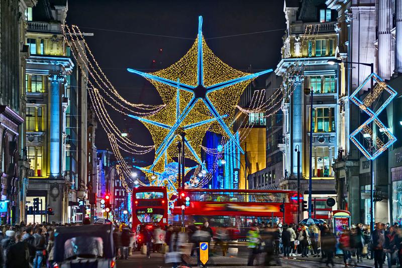 Illuminazione Natale Londra : Registrati per inserire notizie e ...