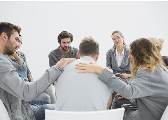 Come aiutare un tossicodipendente