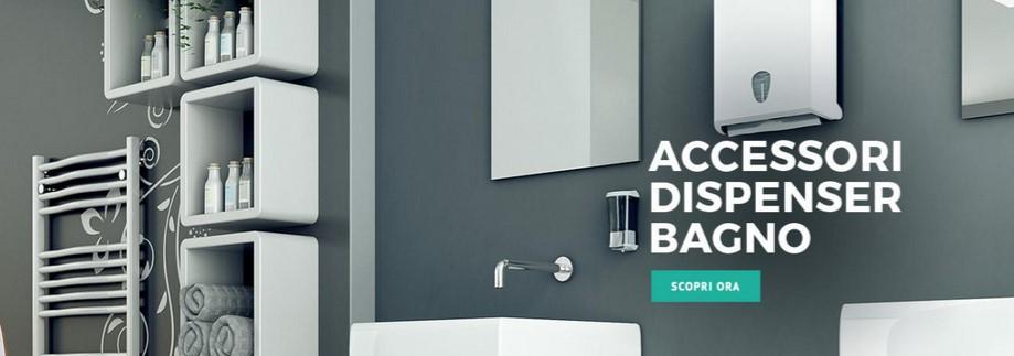 Toilette accessoriata