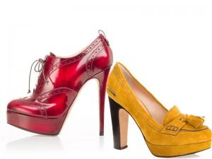 Volete capire una donna? Guardate che scarpe indossa!