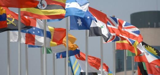 Bandiere di paesi del mondo