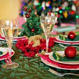 come preparare tavola per Natale