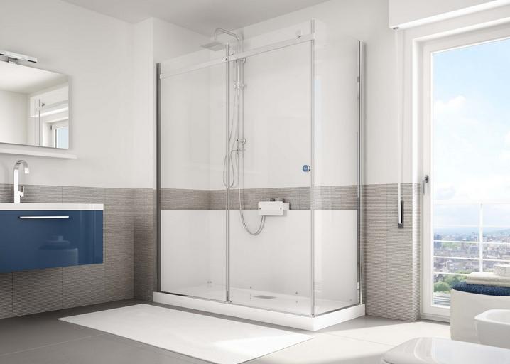 Nuova doccia Gmagic