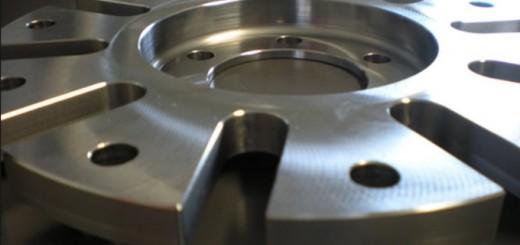Componente prodotto dalle officine meccaniche di precisione