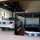Sistema di parcheggio per automobili