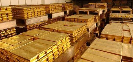 riserve oro italia