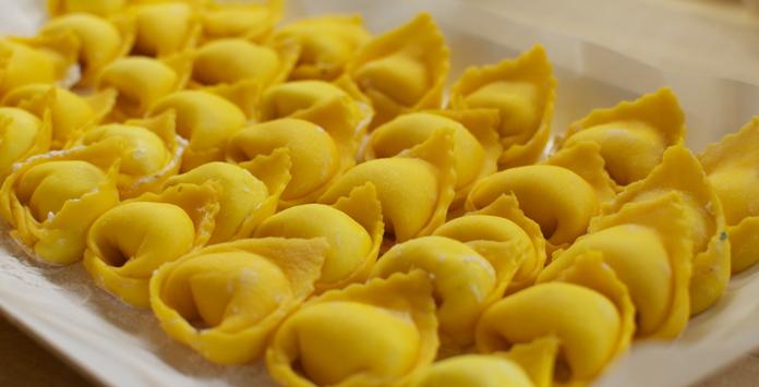 Tortellini emiliani
